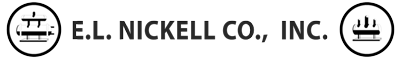 EL Nickell Co., INC. Logo